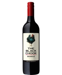 Black Chook Shiraz