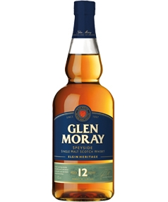 Glen Moray 12YO Single Malt Whisky
