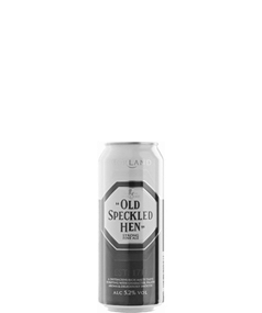 Old Speckled Hen - can