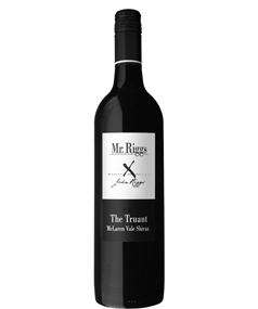 Mr Riggs The Truant Shiraz