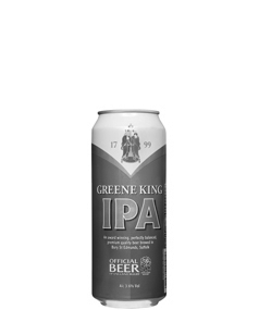 Greene King IPA - can