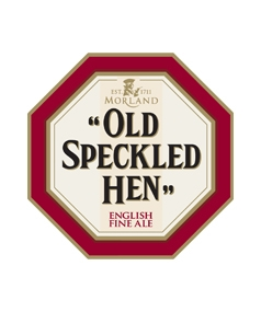 Old Speckled Hen - keg