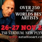 NZ Tattoo & Art Festival 2016