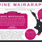 Wine Wairarapa Tasting With Fairmont Estate