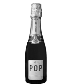 Champagne Pommery Blue POP