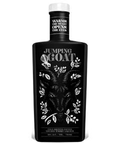 Jumping Goat Whiskey Liqueur